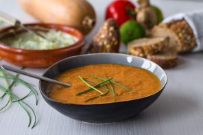 Butternut Squash Fall Soup