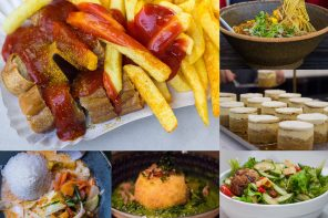 6x Food in Berlin