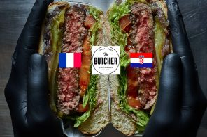 World Cup Finale at THE BUTCHER Social Club